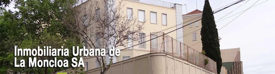 Inmobiliaria urbana de La Moncloa SA